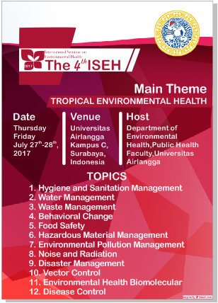 International Seminar Environment Health