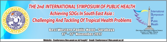 ISOPH 2 (International Symposium Of Public Health 2)